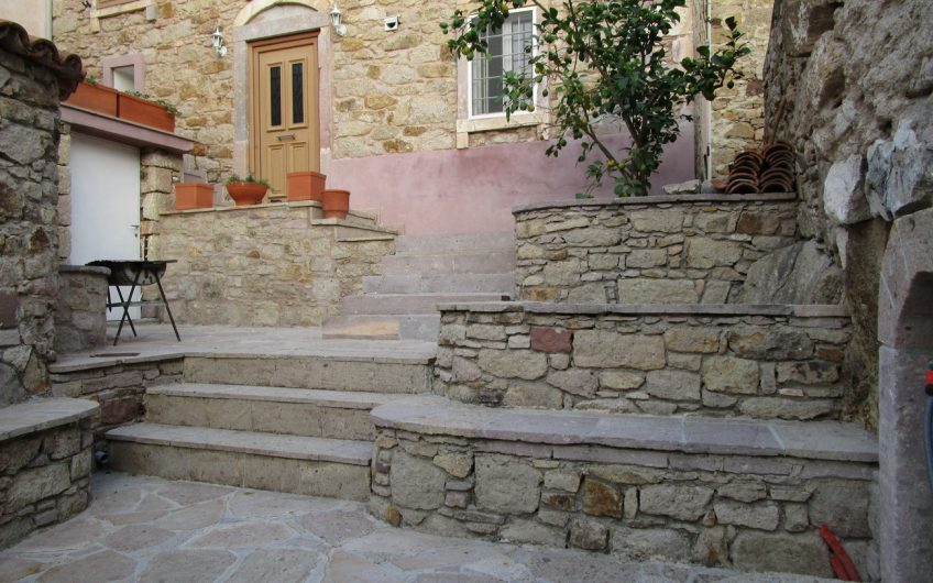 Polichnitos – Beautifully restored 2 bedroom stone house for sale