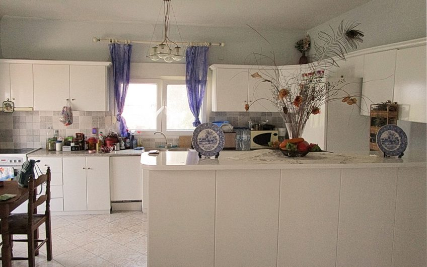 Seafront House For Sale Skala Polichnitou