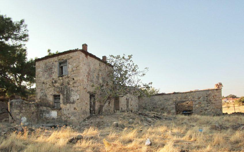 Stone farmhouse Vasilika