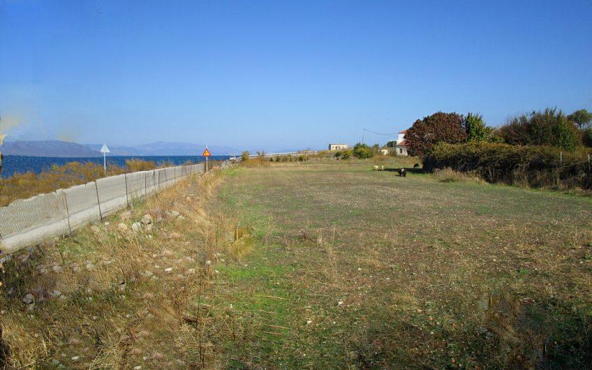 Seaside building plot for sale Nyfida