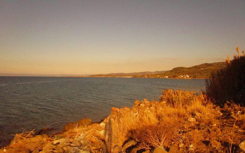 Seafront plot for sale Nyfida