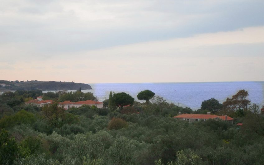 Luxurious Villa for Sale Near Molyvos