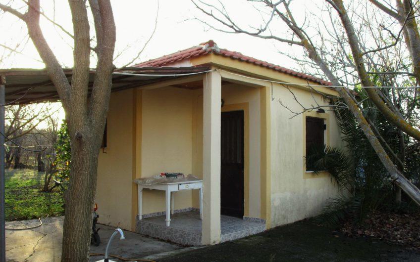 Four bedroom property for sale in Skala Polichnitou.